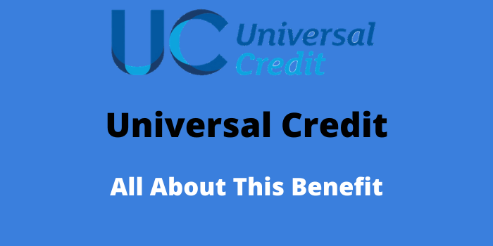 all about universal credit benefit