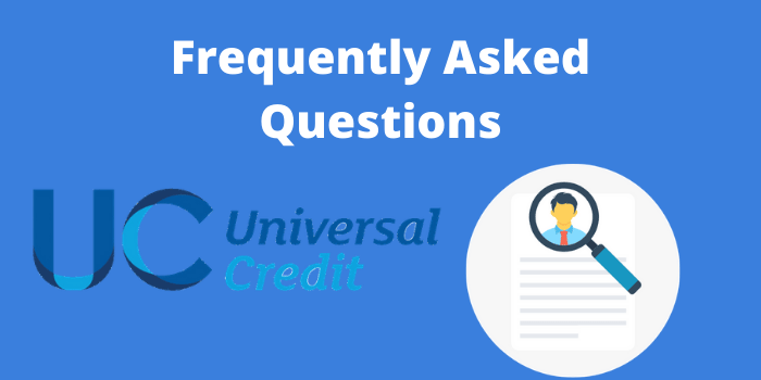 frequently asked questions in universal credit