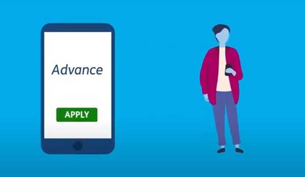 help on uk the repayable advance